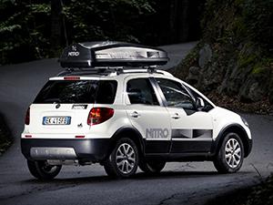Fiat Sedici 5 дв. кроссовер Sedici