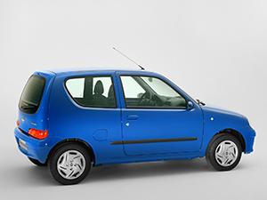 Fiat Siecento 3 дв. хэтчбек Siecento