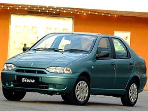 Fiat Siena 4 дв. седан Siena