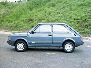 Fiat Spazio 3 дв. хэтчбек Spazio