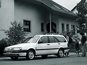 Fiat Tempra 5 дв. универсал Tempra S.W.