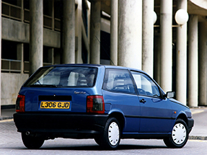Fiat Tipo 3 дв. хэтчбек Tipo