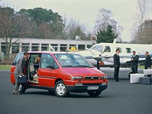 Fiat Ulysse 5 дв. минивэн Ulysse