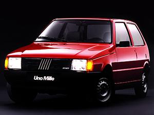 Fiat Uno 3 дв. хэтчбек Uno