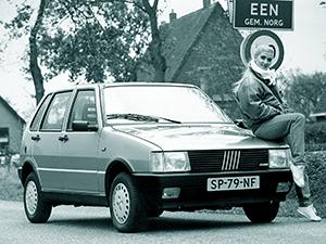 Fiat Uno 5 дв. хэтчбек Uno