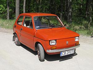 Технические характеристики Fiat 126