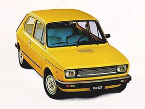 Технические характеристики Fiat 127