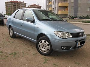 Технические характеристики Fiat Albea