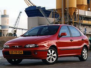 Технические характеристики Fiat Brava 1.9 JTD 1998-2001 г.