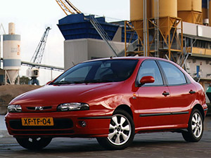Технические характеристики Fiat Brava