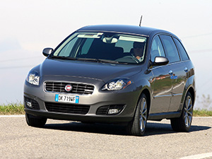 Технические характеристики Fiat Croma