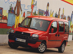 Технические характеристики Fiat Doblo 1.2 2001-2005 г.