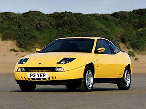 Технические характеристики Fiat Coupe