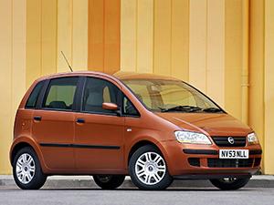 Технические характеристики Fiat Idea 1.4 16v 2003-2005 г.