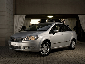 Технические характеристики Fiat Linea