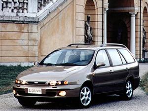 Технические характеристики Fiat Marea