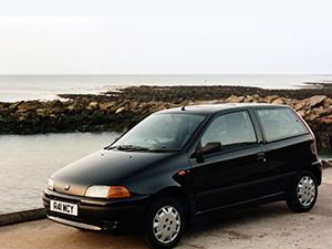 Технические характеристики Fiat Punto 55 1994-1997 г.