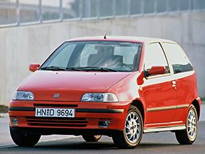 Punto с 1997 по 1999
