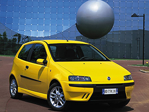 Punto с 1999 по 2003