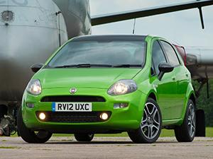 Технические характеристики Fiat Punto