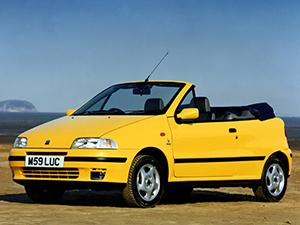 Punto Cabrio с 1994 по 1997