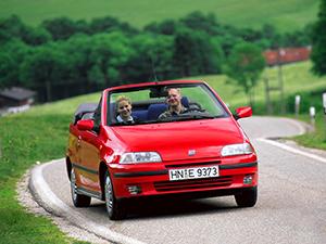 Punto Cabrio с 1997 по 2000