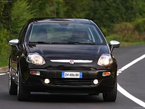 Технические характеристики Fiat Punto Evo