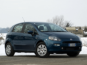 Технические характеристики Fiat Punto 0.9 2012- г.