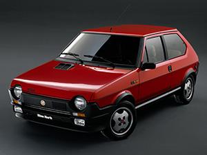 Технические характеристики Fiat Ritmo