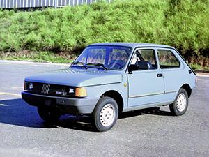 Технические характеристики Fiat Spazio