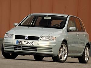 Stilo с 2001 по 2006