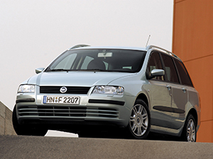 Stilo Multi Wagon с 2003 по 2006