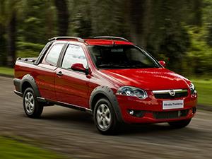 Технические характеристики Fiat Strada