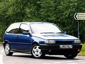 Технические характеристики Fiat Tipo 2.0 I.e. 16V 1993-1995 г.