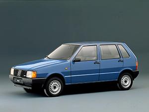 Технические характеристики Fiat Uno 55 1983-1989 г.