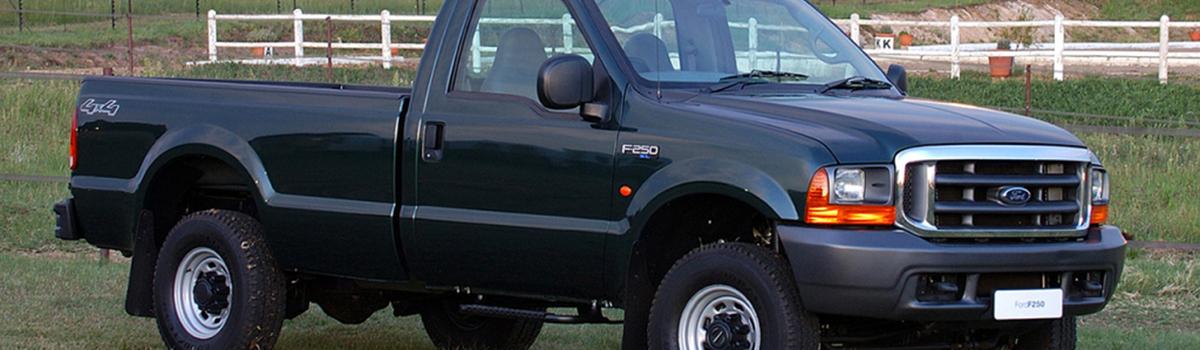 характеристика ford f250, 2014