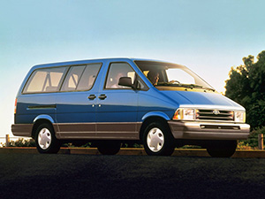 Ford Aerostar 5 дв. минивэн Aerostar