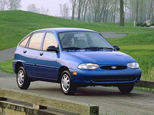 Ford Aspire 5 дв. хэтчбек Aspire
