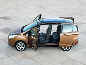 Ford B-MAX 5 дв. минивэн B-MAX