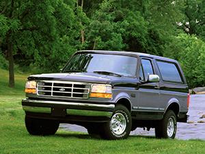 Ford Bronco 3 дв. внедорожник Bronco