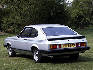 Ford Capri 2 дв. купе Capri