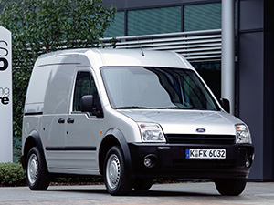 Ford Transit Connect 2 дв. фургон Connect