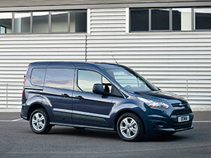 Ford Transit Connect 4 дв. фургон Connect
