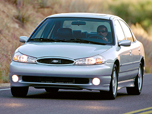 Ford Contour 4 дв. седан Contour