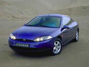 Ford Cougar 3 дв. купе Cougar