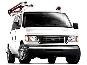 Ford Econoline 4 дв. минивэн Econoline