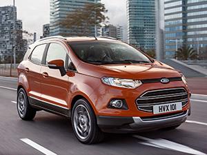 Ford EcoSport 5 дв. внедорожник EcoSport