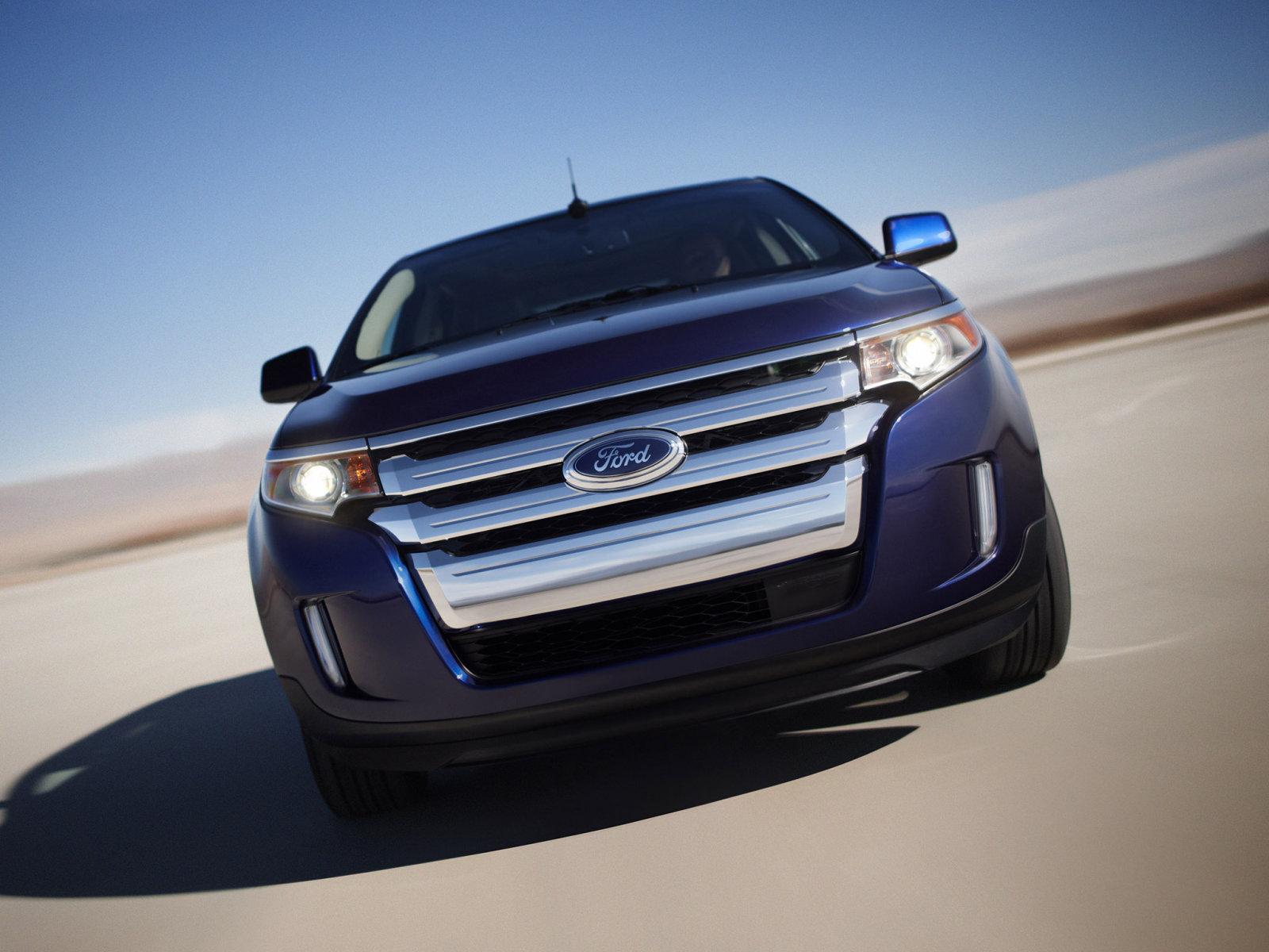 ford edge 240 характеристики время разгона