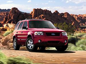 Ford Escape 5 дв. внедорожник Escape