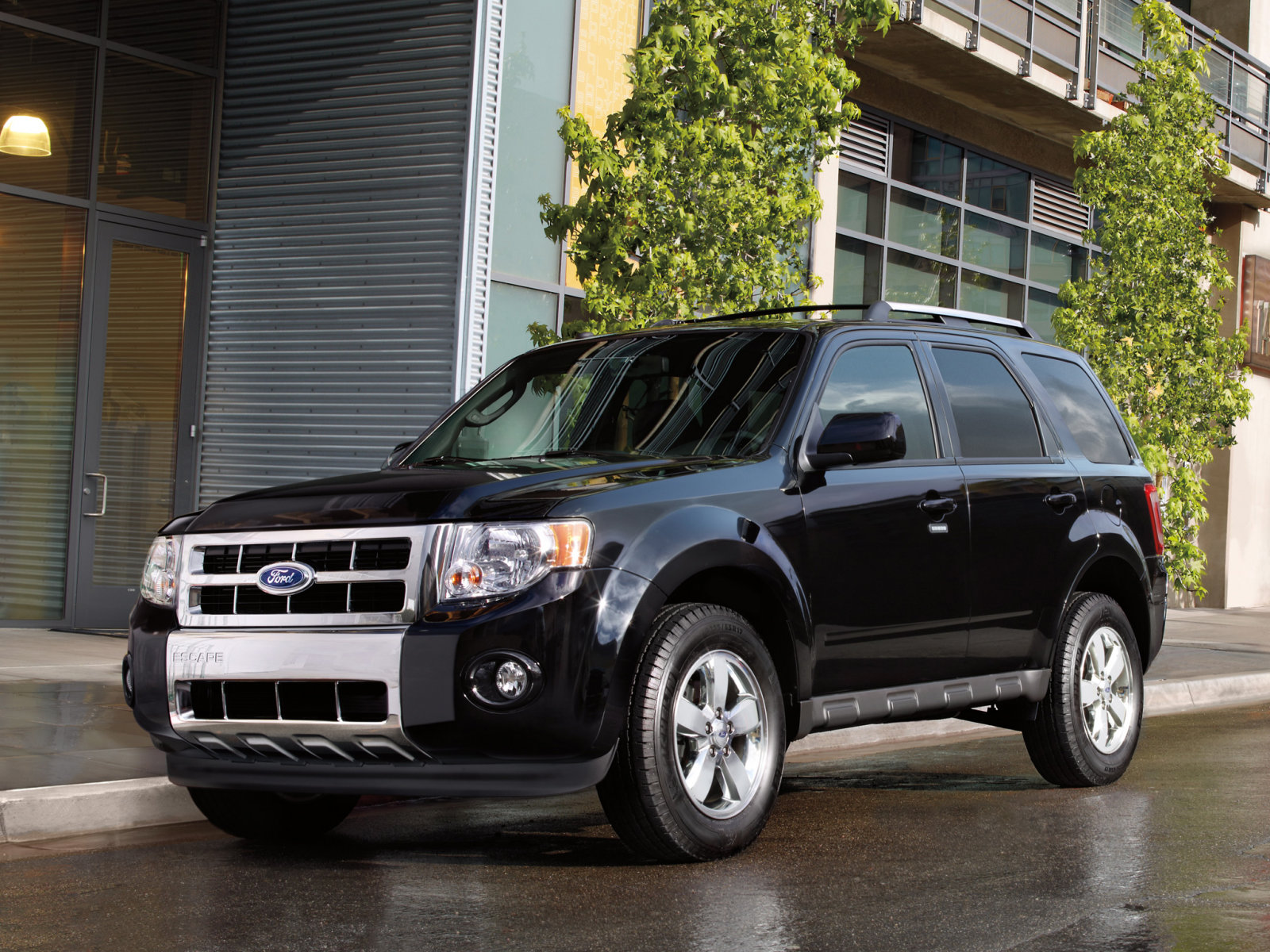 Ford (Форд) Escape 2008- г.
